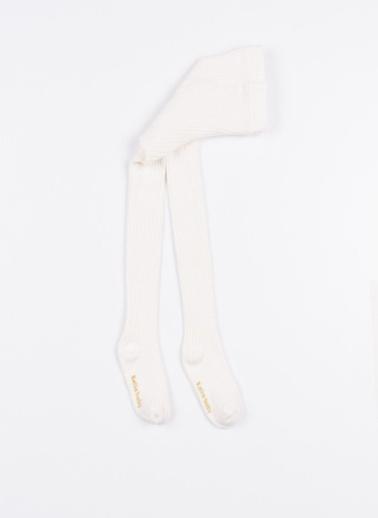 Katia & Bony Dream Bebek Külotlu Çorap  Ekru